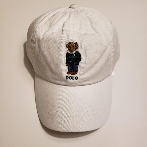 679dab25db9 Polo Ralph Lauren Polo Bear Baseball Cap. NWT